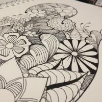 Flower Doodle... Again